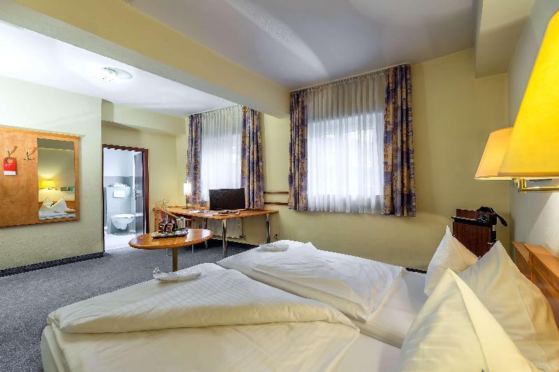 Room Best Western Hotel Rembrandt