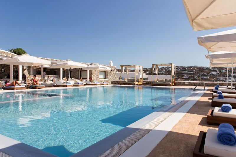 Pool Osom Resort