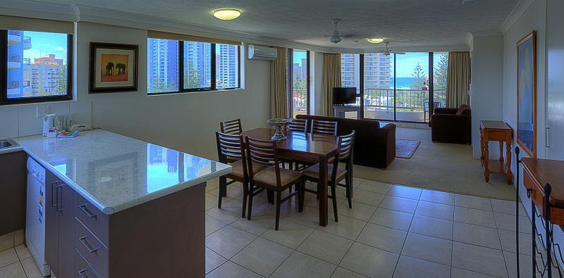 General view Aristocrat Apartments