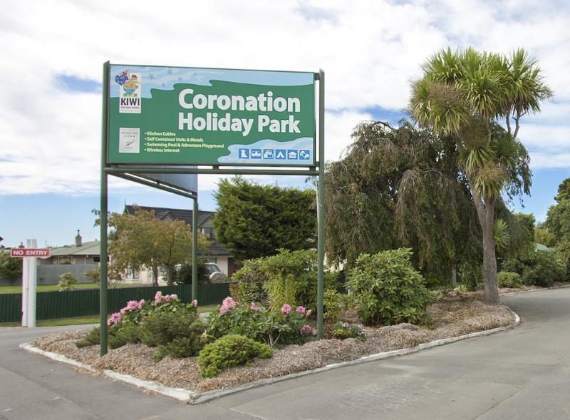 General view Coronation Park