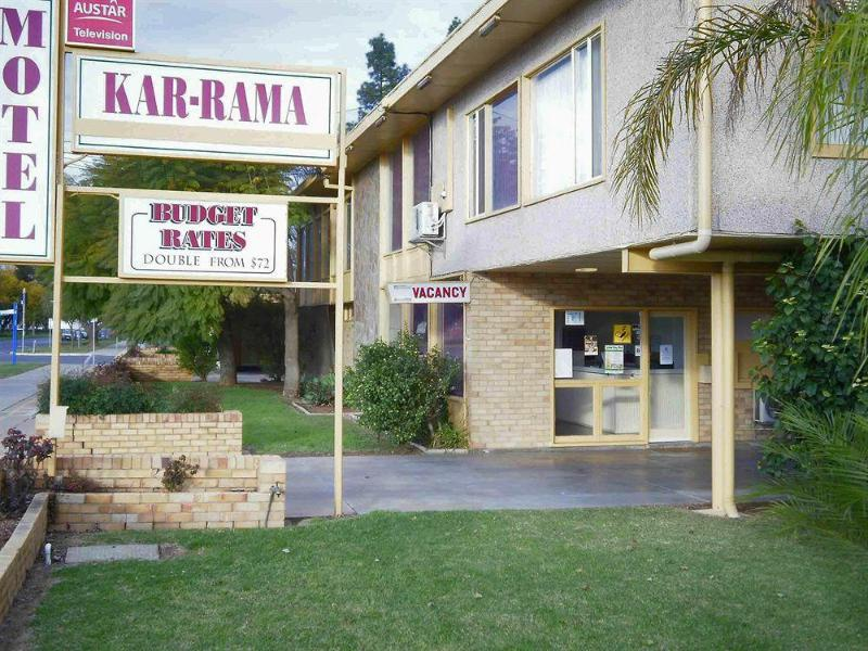 General view Kar-rama Motor Inn