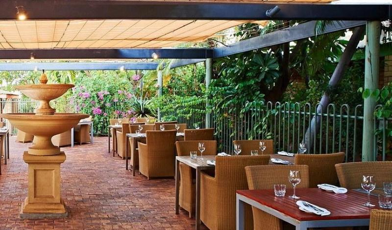 General view Karratha International Hotel