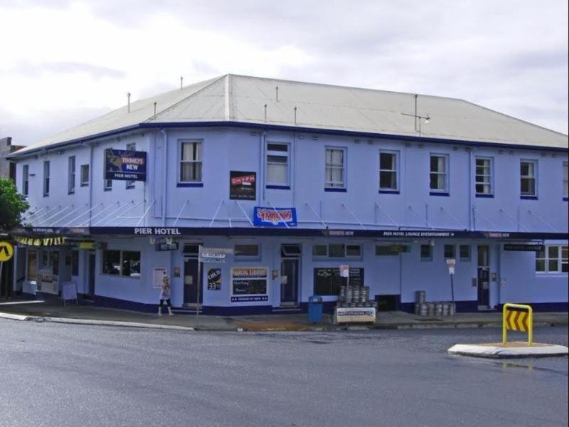 General view Pier Hotel Coffs Harbour