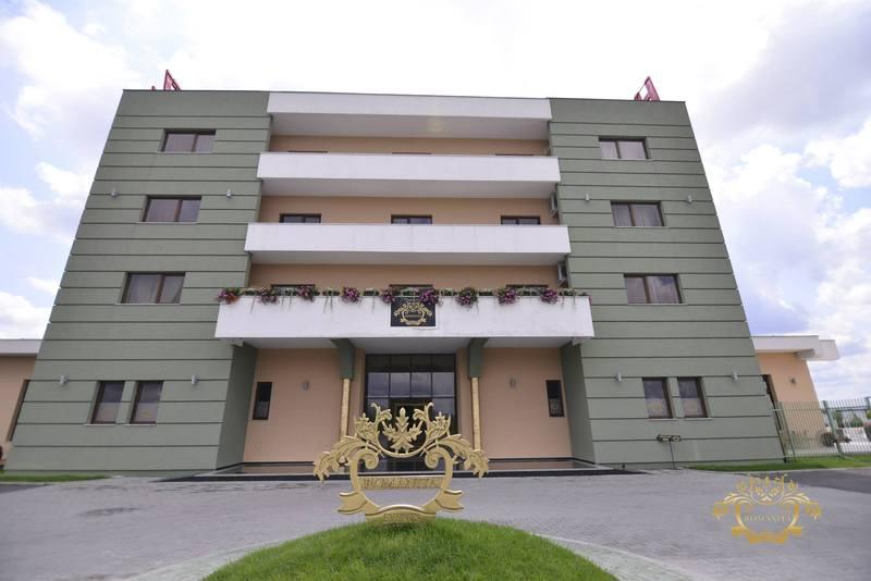 General view Hotel Romanita