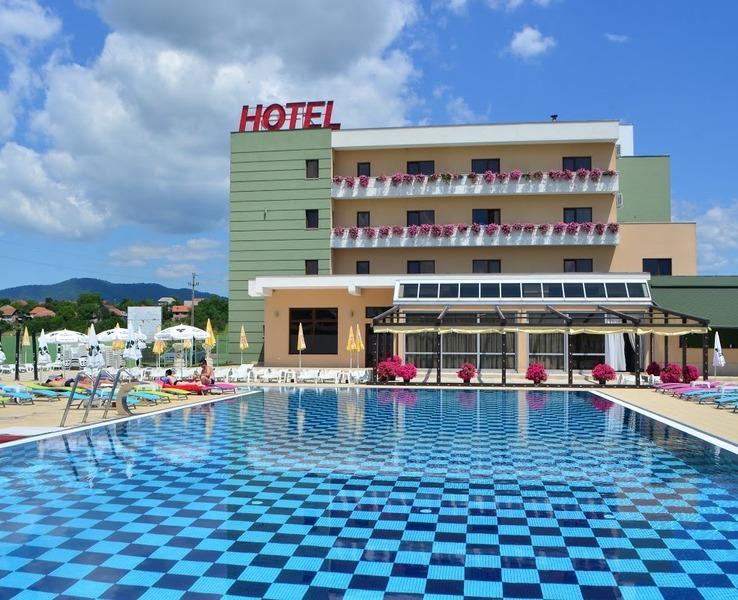 Pool Hotel Romanita