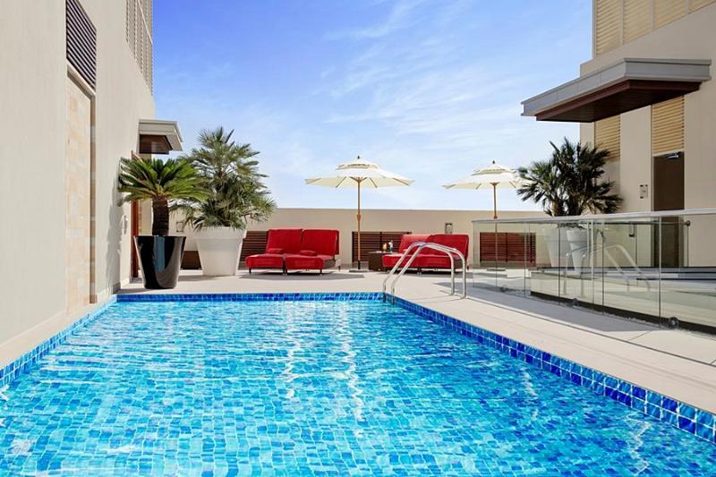General view Centro Capital Doha