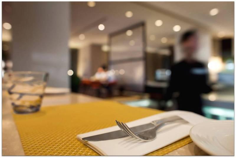 Restaurant Centro Capital Doha