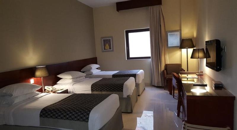 Room Makarem Umm Alqura Hotel
