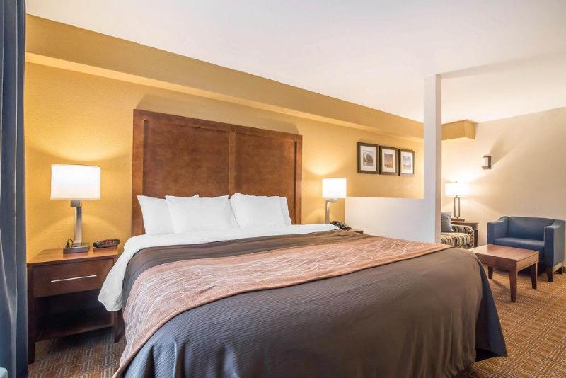 General view Comfort Inn & Suites Brattleboro