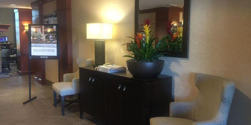 Lobby Staybridge Suites Sorrento Mesa