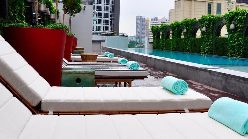 Pool M Social Singapore