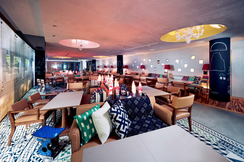 Restaurant M Social Singapore