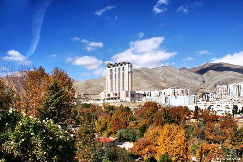 General view Palace Espinas Hotel Tehran