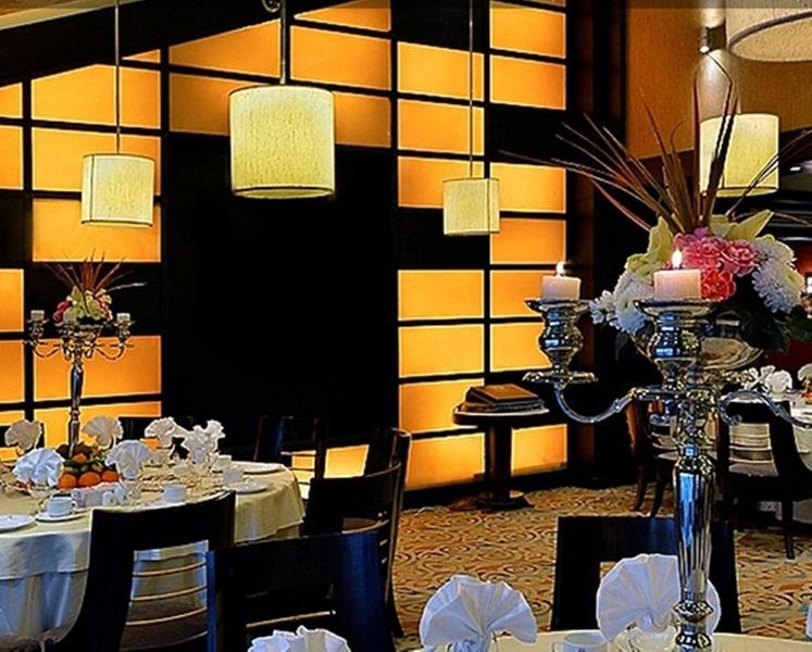 Restaurant Palace Espinas Hotel Tehran