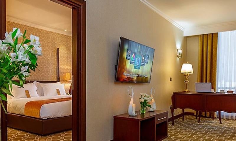 Room Palace Espinas Hotel Tehran
