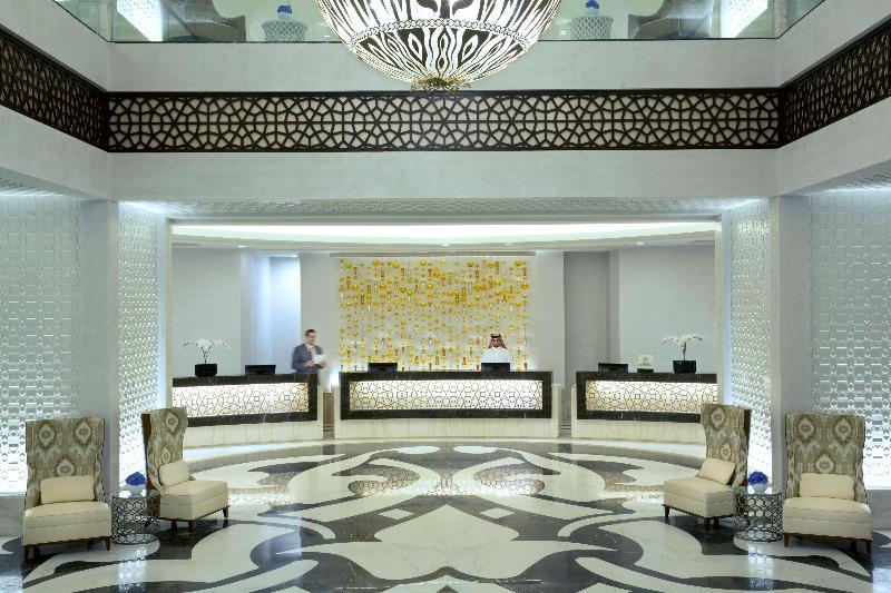 Lobby Conrad Makkah