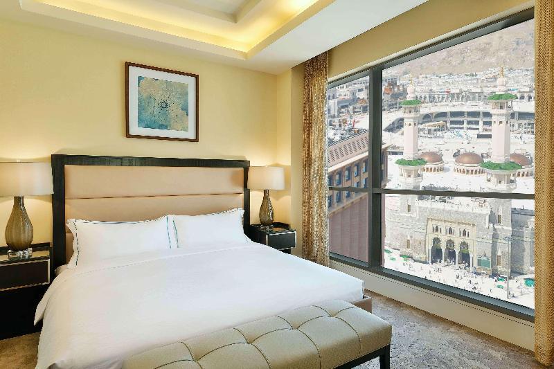 Room Conrad Makkah