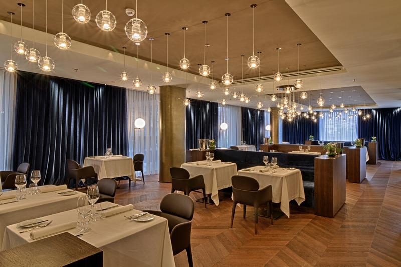 Restaurant The Plaza Tirana