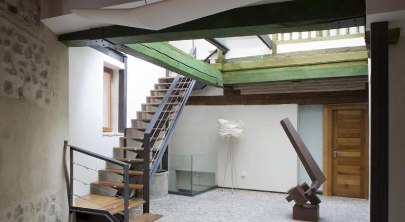 Terrace Antidoto Rooms