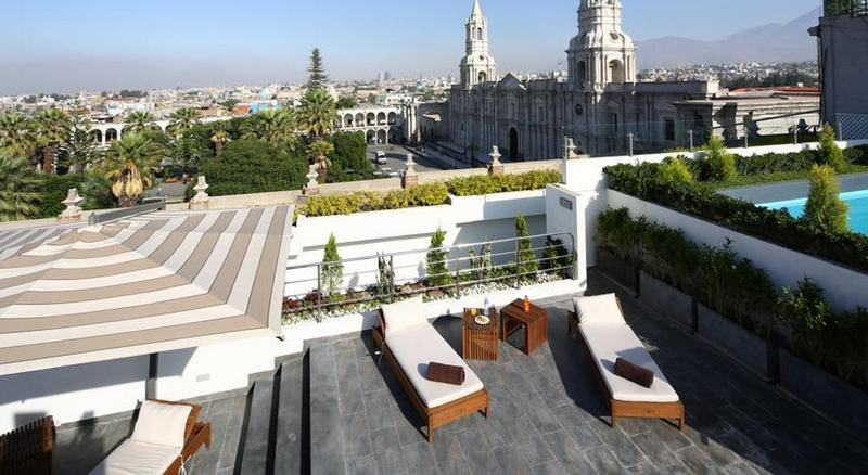 General view Casa Andina Select Arequipa Plaza