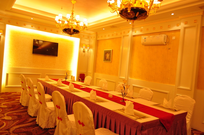 Restaurant Sogecoa Golden Peacock