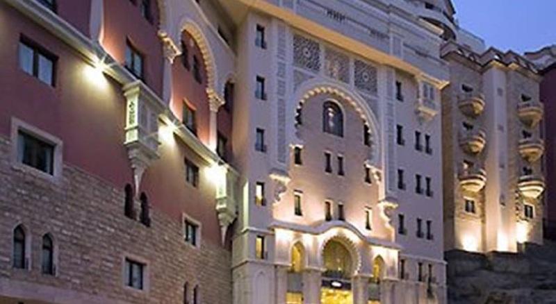 General view Manazel Al Ain Grand Hotel