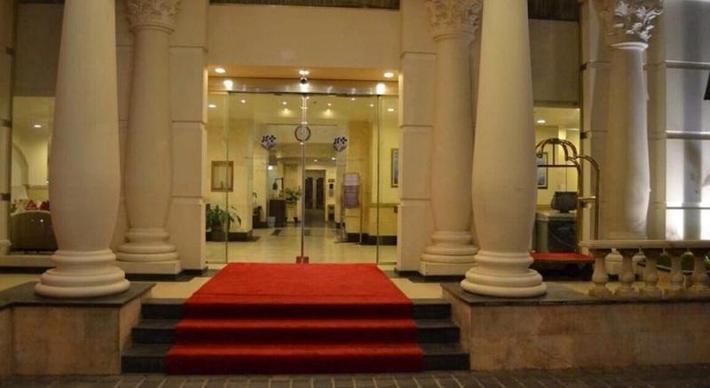 Lobby Manazel Al Ain Grand Hotel