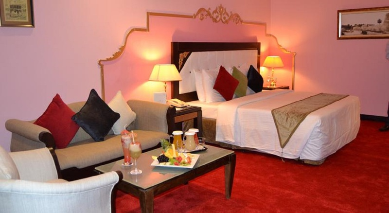 Room Manazel Al Ain Grand Hotel