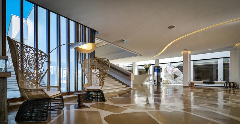 Lobby Elma Arts Complex Luxury Hotel