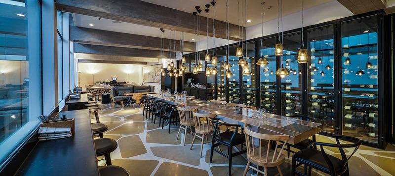Restaurant Elma Arts Complex Luxury Hotel