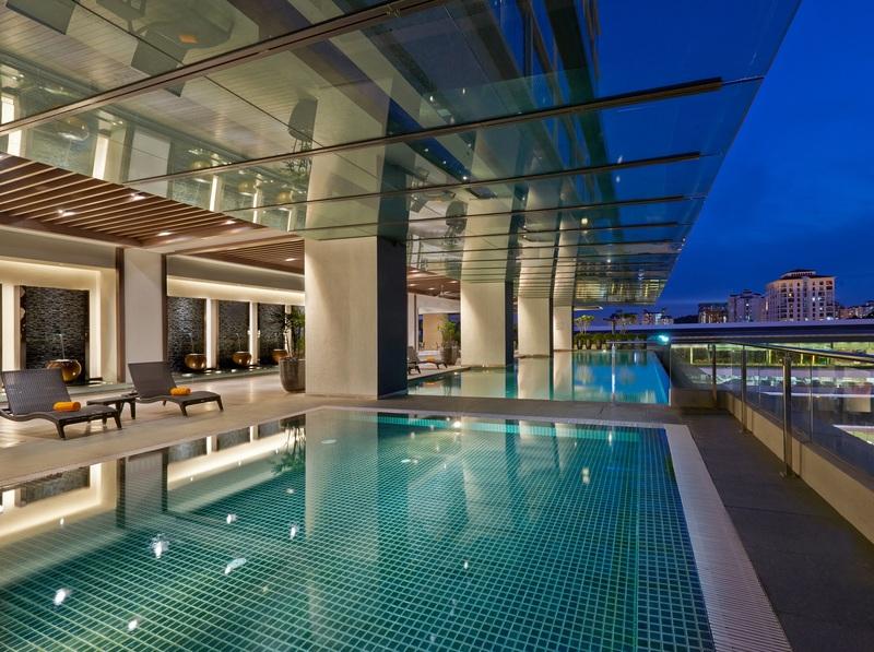 Pool V E Hotel & Residence