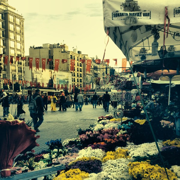 General view Keten Suites Taksim