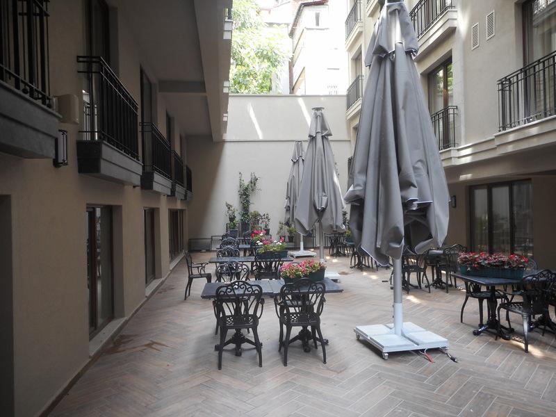 Restaurant Keten Suites Taksim