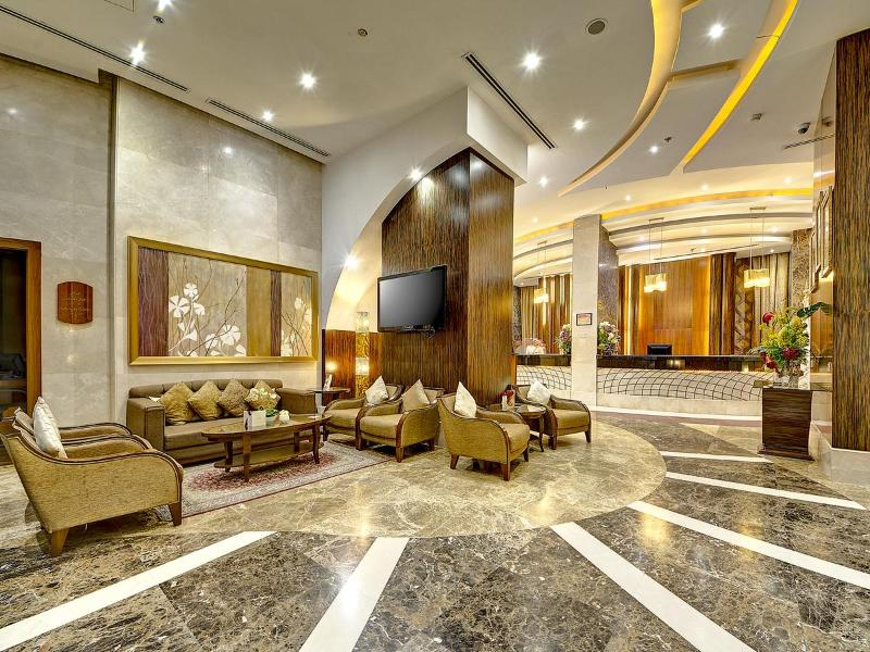 Lobby Elaf Kinda Hotel