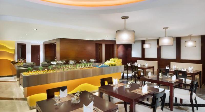 Restaurant City Seasons Towers Dubai