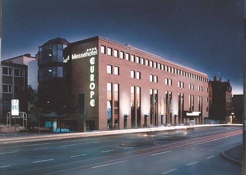 General view Messehotel Europe