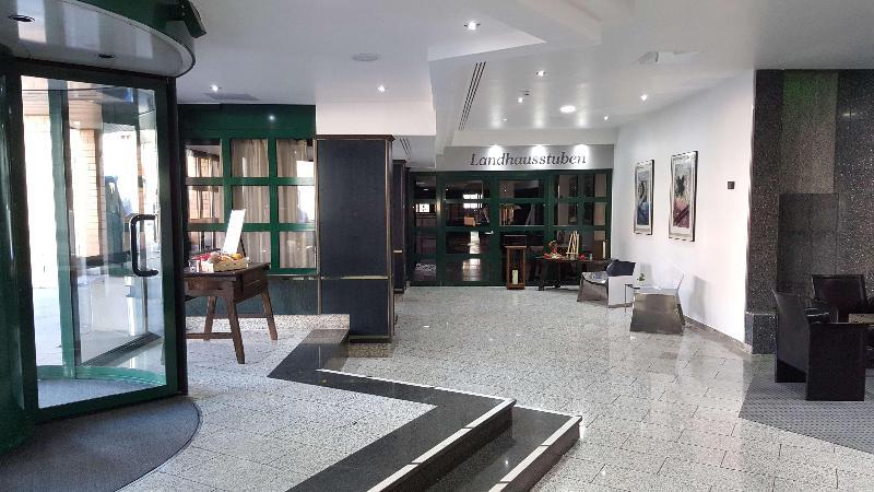 Lobby Messehotel Europe