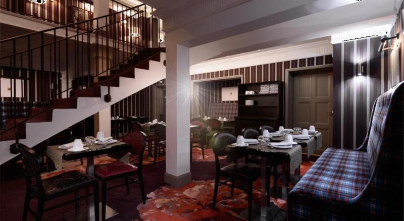 Lobby Le Mathurin Hotel & Spa