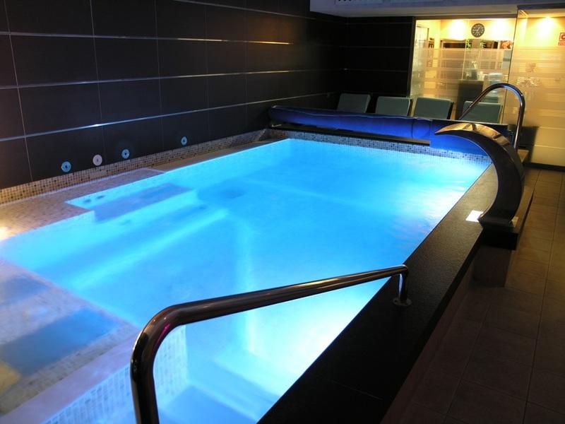 General view Hotel Spa Qh Centro Leon