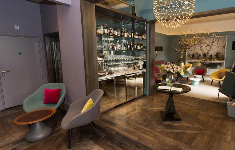 Bar Arbor Hyde Park Hotel