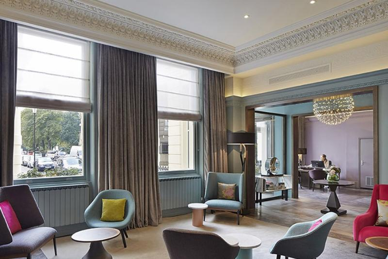Lobby Arbor Hyde Park Hotel