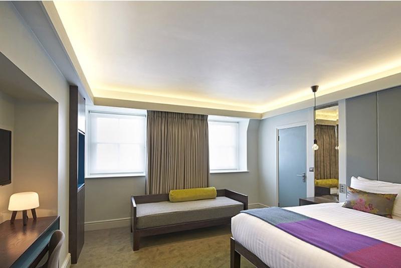 Room Arbor Hyde Park Hotel
