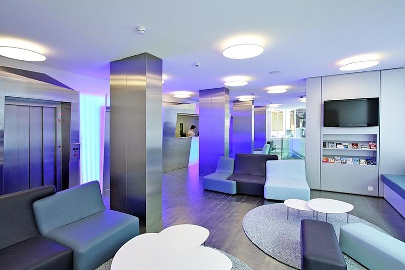 Cristal design hotel geneva cheap and budget cristal for Design hotel genova