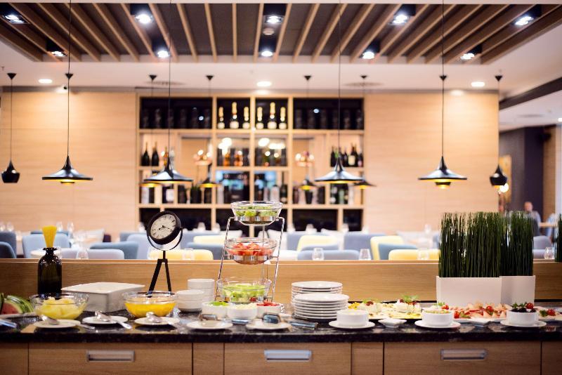 Restaurant Best Western Premier Sofia Airport