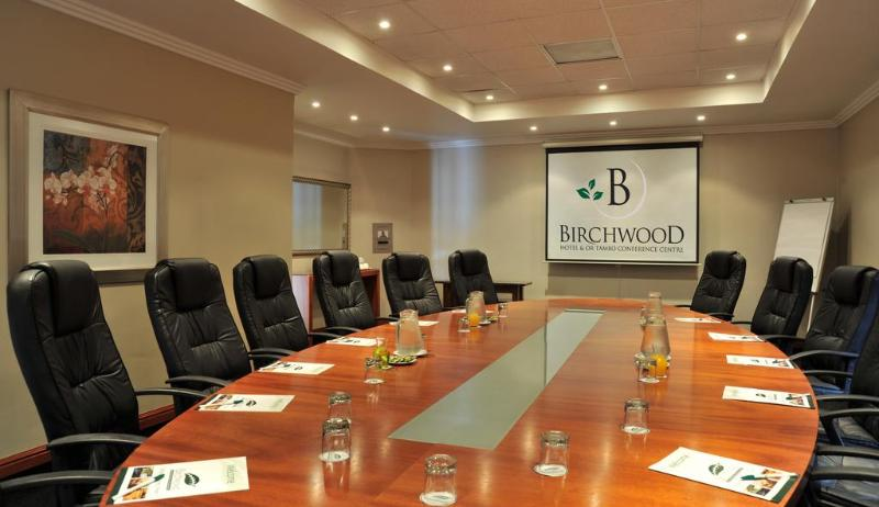 Conferences The Birchwood Hotel And Or Tambo Conference Centre