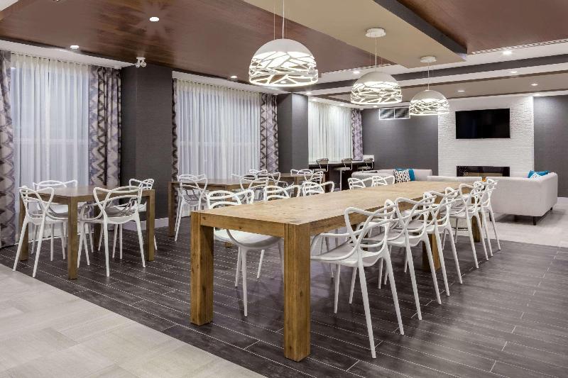 Restaurant Wingate By Wyndham Airdrie