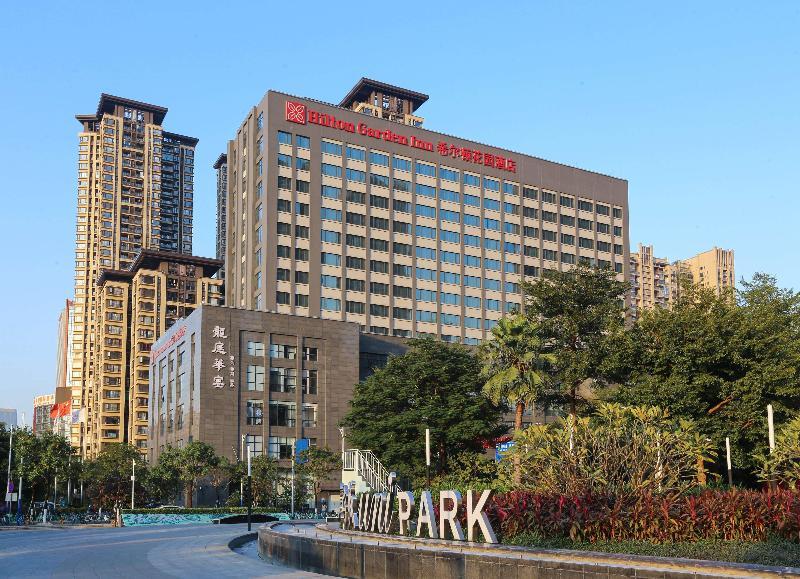 General view Hilton Garden Inn Foshan, China