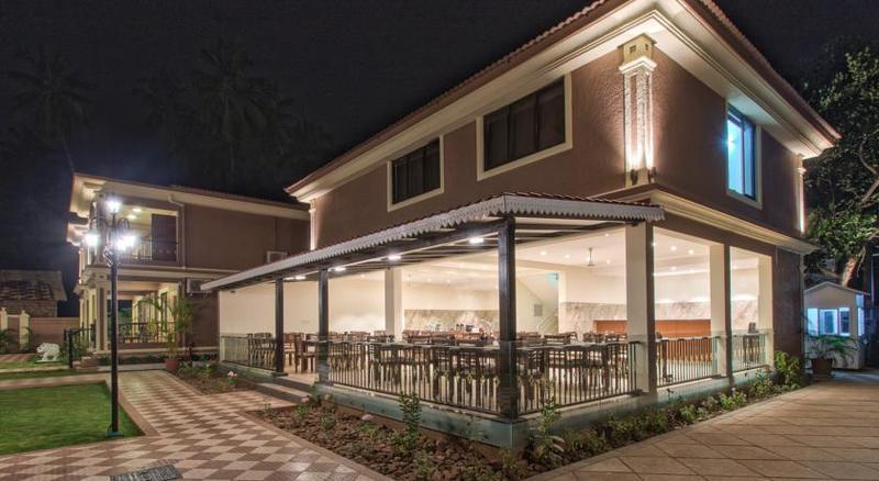 Restaurant Seashell Villas