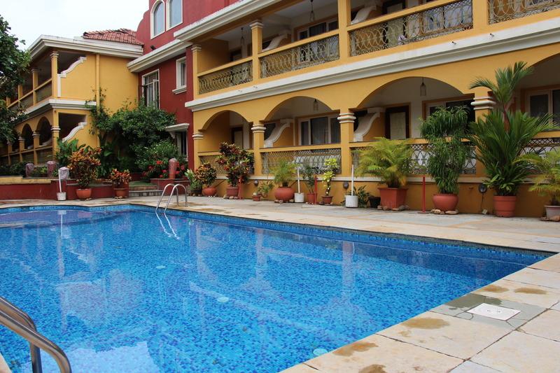 Pool Martins Comfort