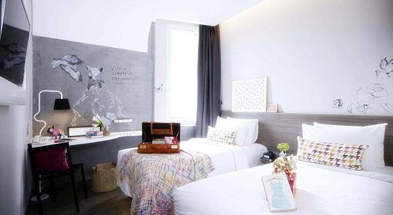 Room Artotel Thamrin Jakarta